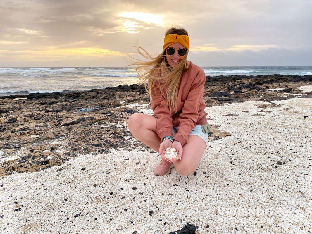 Popcorn Beach | Fuerteventura
