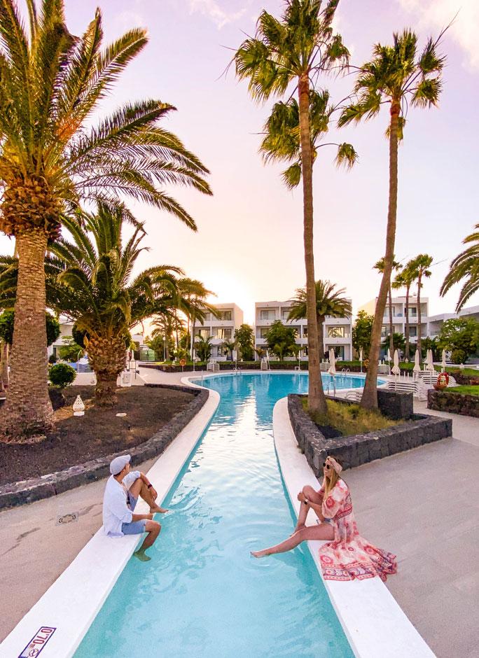 Dónde alojarse en Lanzarote, las mejores zonas