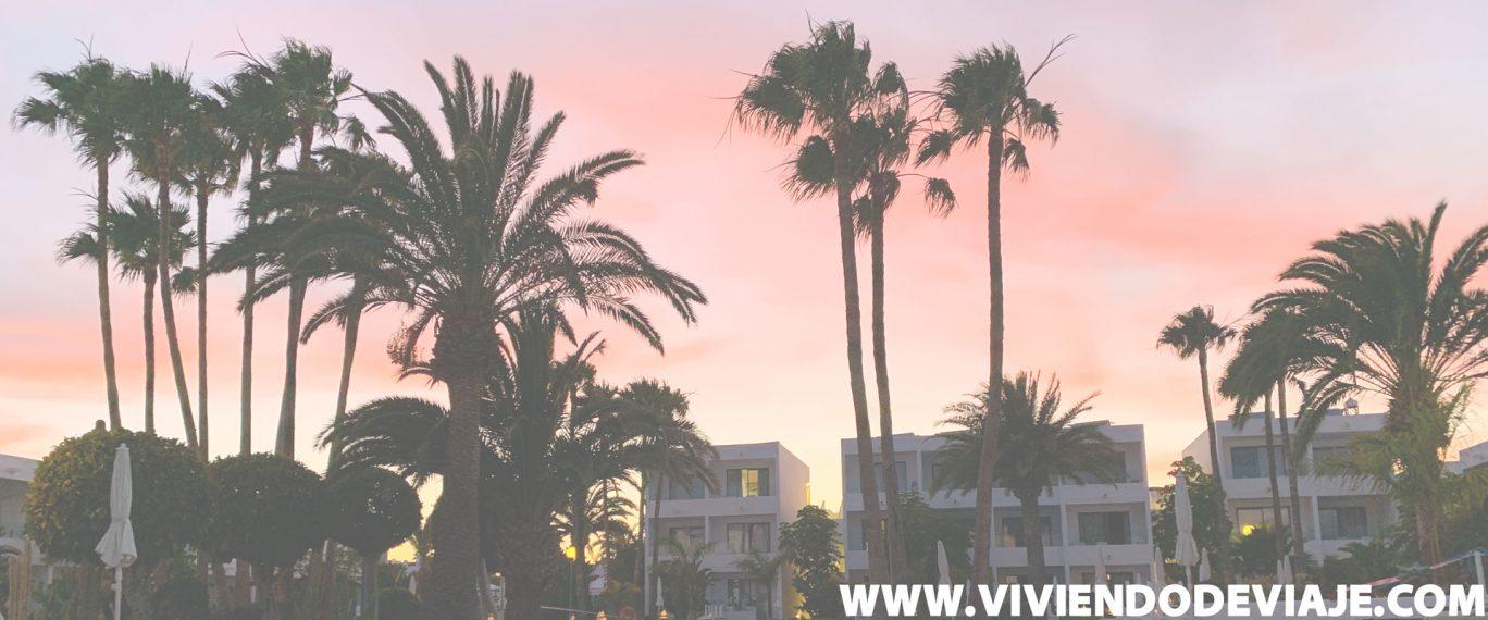 Mejores zonas donde alojarse en Lanzarote