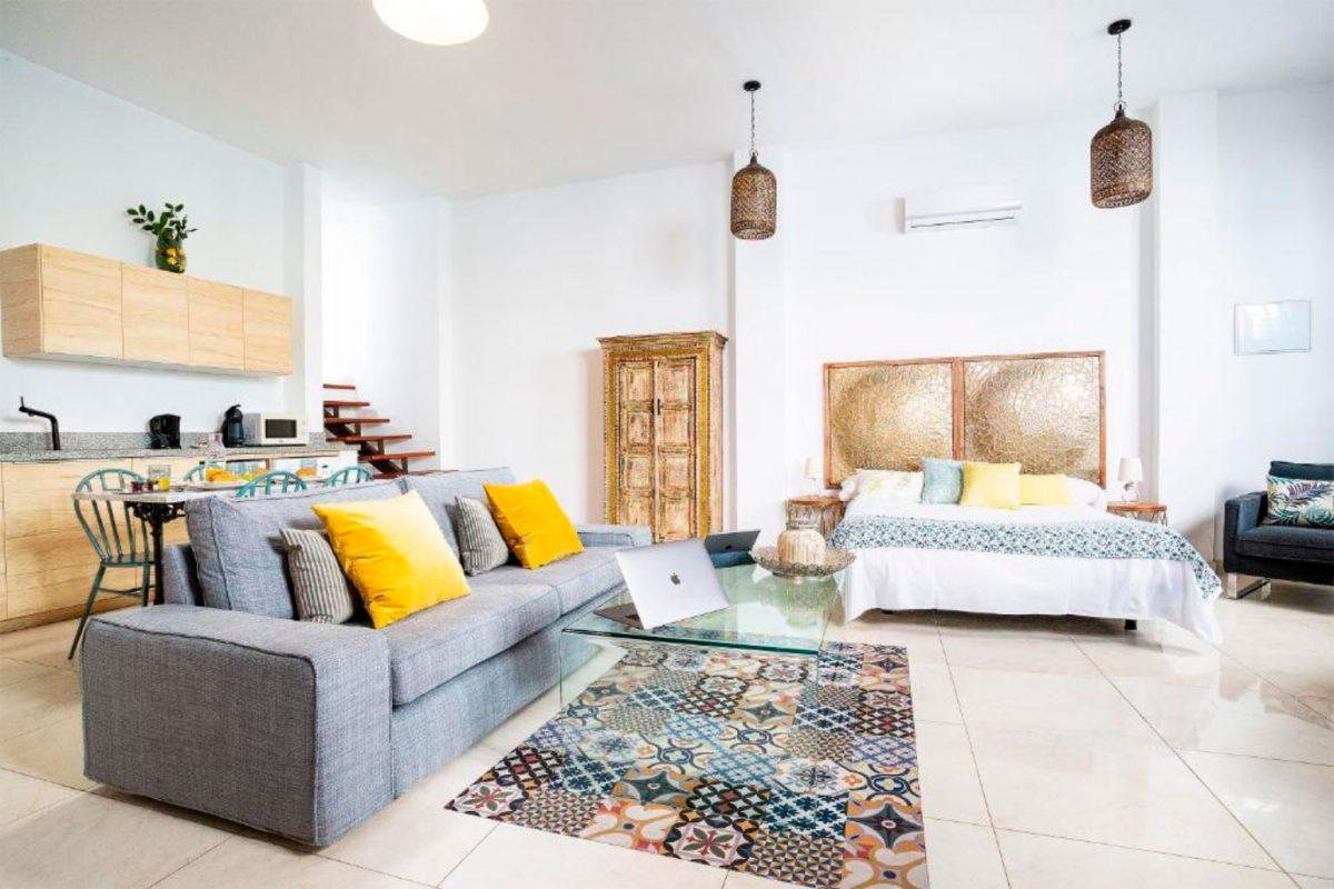El Charco Suites en Lanzarote