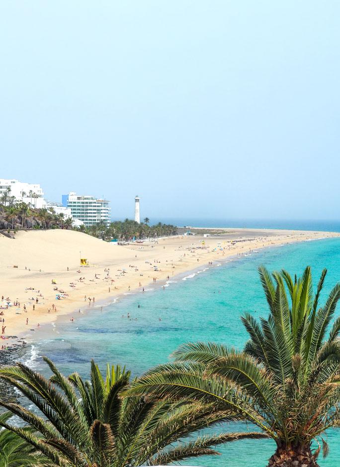 Dónde alojarse en Fuerteventura, las mejores zonas
