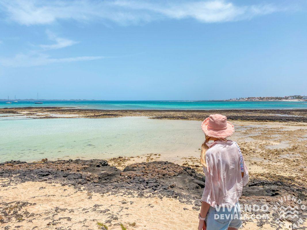Alojarse en Fuerteventura en el pueblo de Corralejo