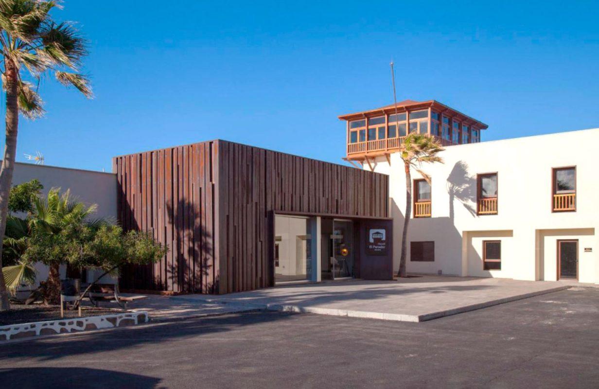 Hotel el Mirador de Fuerteventura   Donde dormir en Fuerteventura