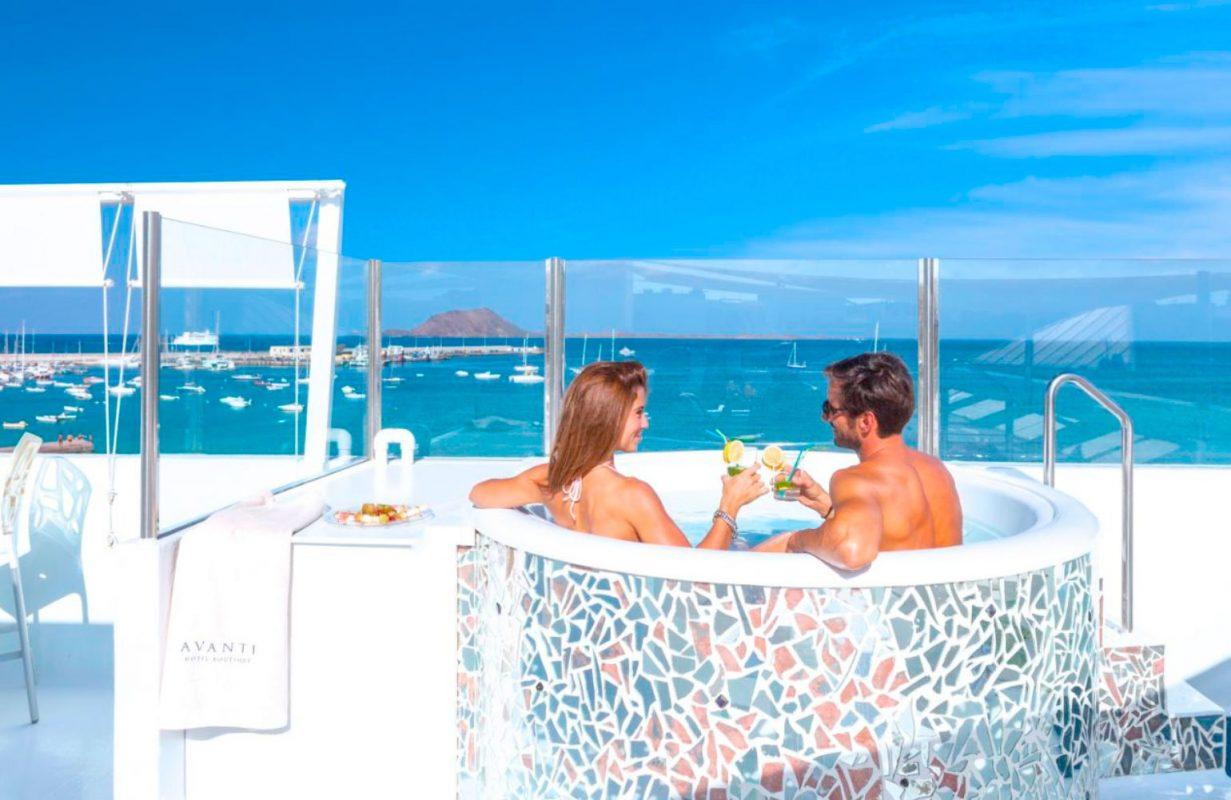 Avanti Lifestyle Hotel   Un hotel boutique muy coqueto donde dormir en Fuerteventura