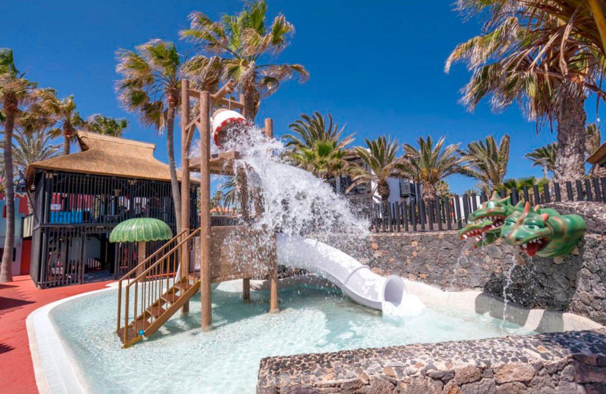 El Barceló Castillo Beach Resort   Hoteles para viajar con niños en Fuerteventura