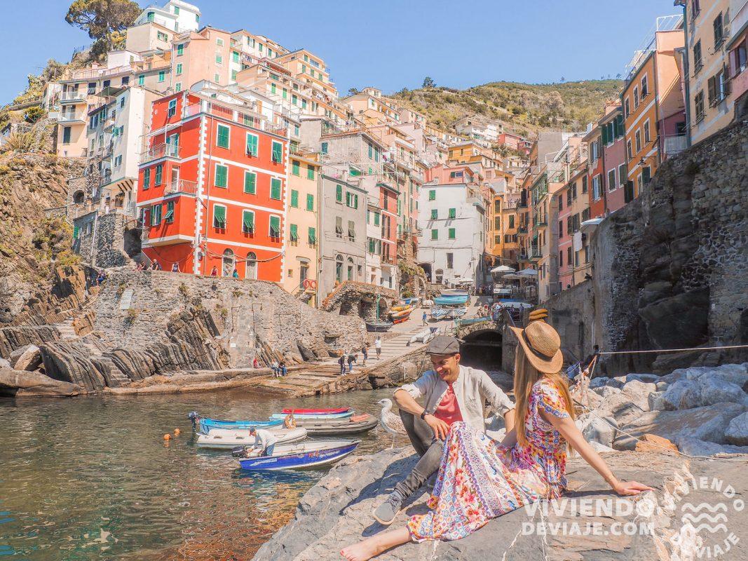 Viaje a Cinque Terre, Riomaggiore