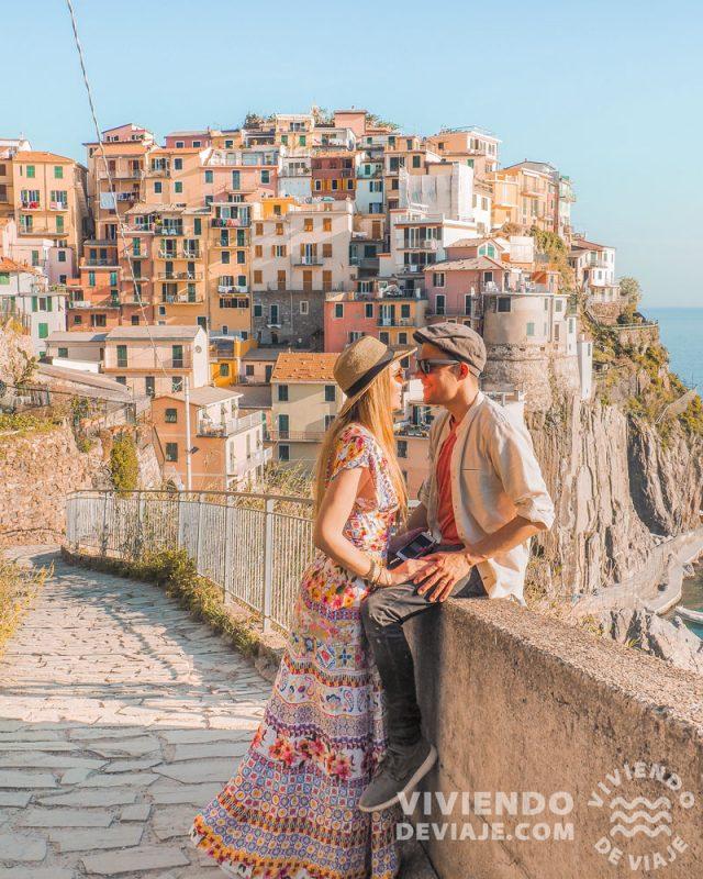 Manarola, uno de los pueblos más bonitos que ver en Cinque Terre