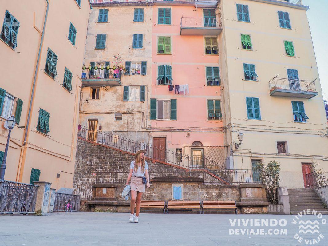 Que ver en Cinque Terre - Riomaggiore