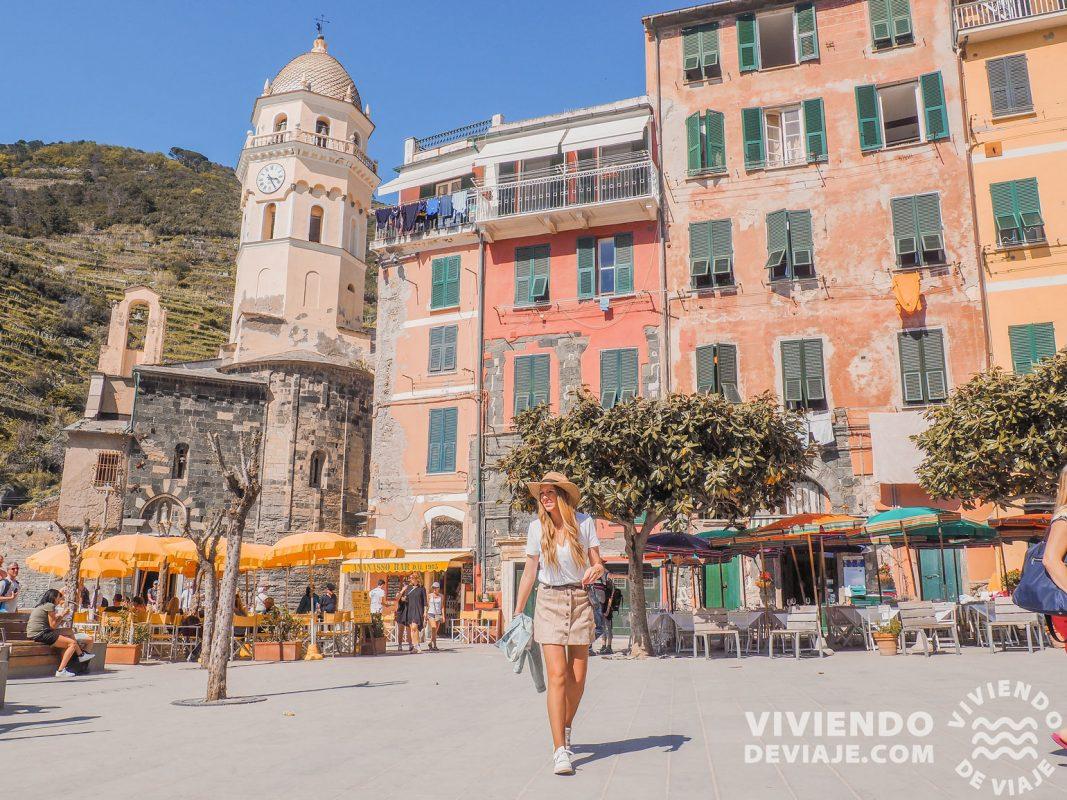 Que ver y hacer en Cinque Terre