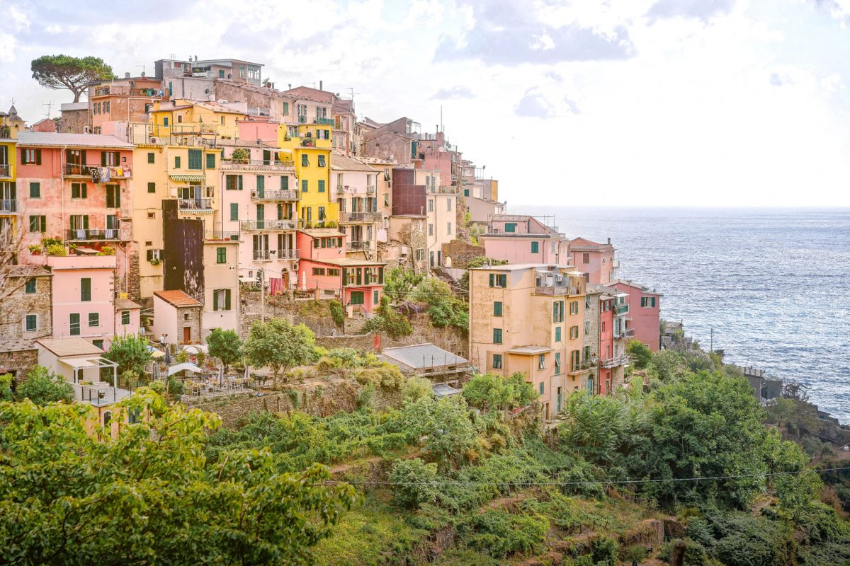 Corniglia | Qué ver y hacer en Cinque Terre
