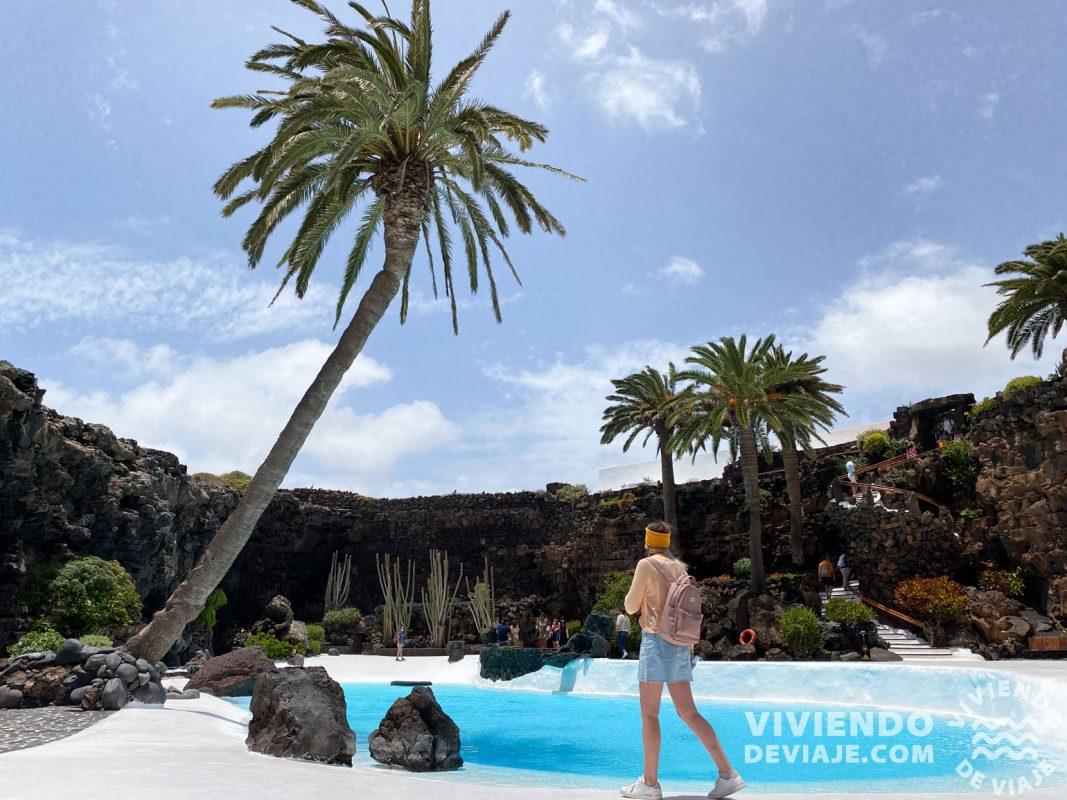 Qué visitar en Lanzarote - Jameos del Agua