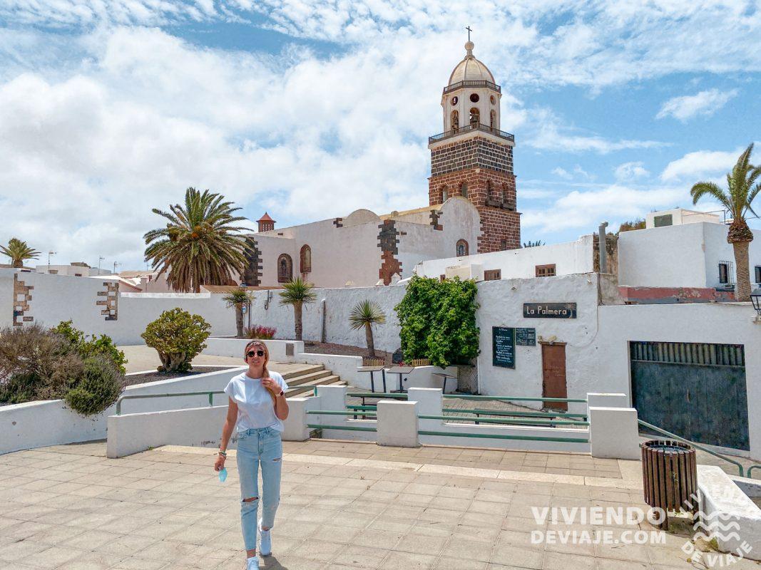 Teguise, uno de los pueblos más bonitos que ver en Lanzarote