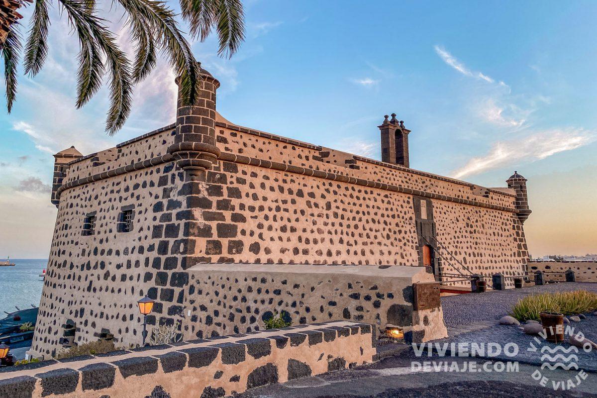 Castillo de San José, lugares que ver en Lanzarote