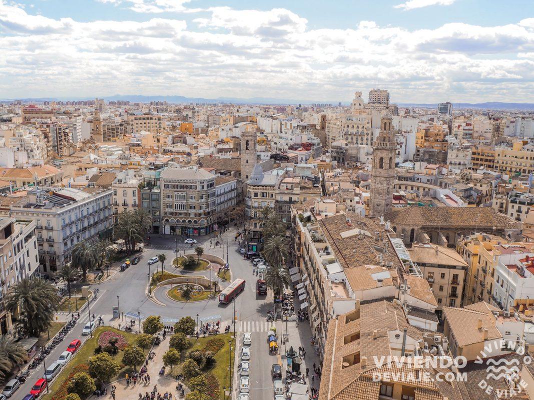 Mirador de Valencia, el Miguelete