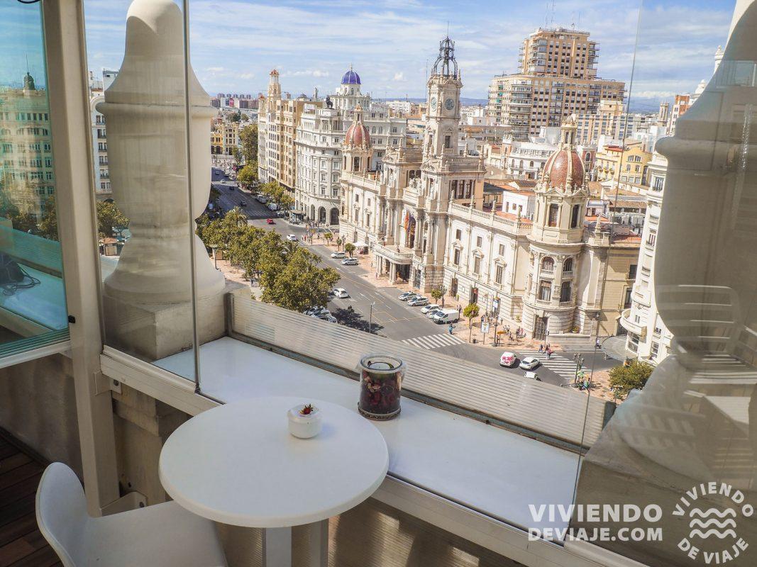 Mirador de Valencia, Ateneo Mercantil